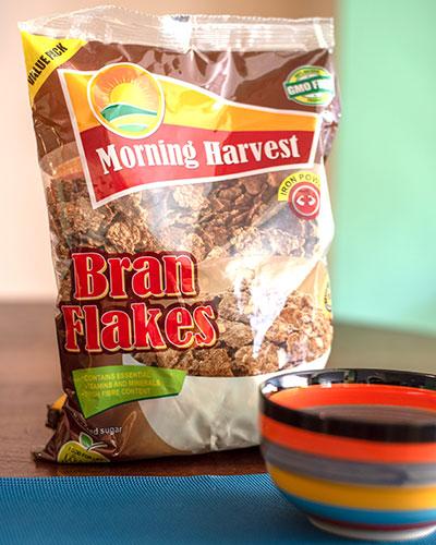 M/Harvest Branflakes 250G (Bag)
