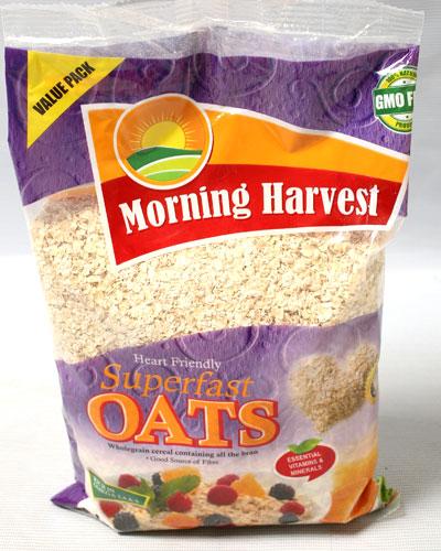 M/Harvest Jumbo Oats 1Kg (Bag)