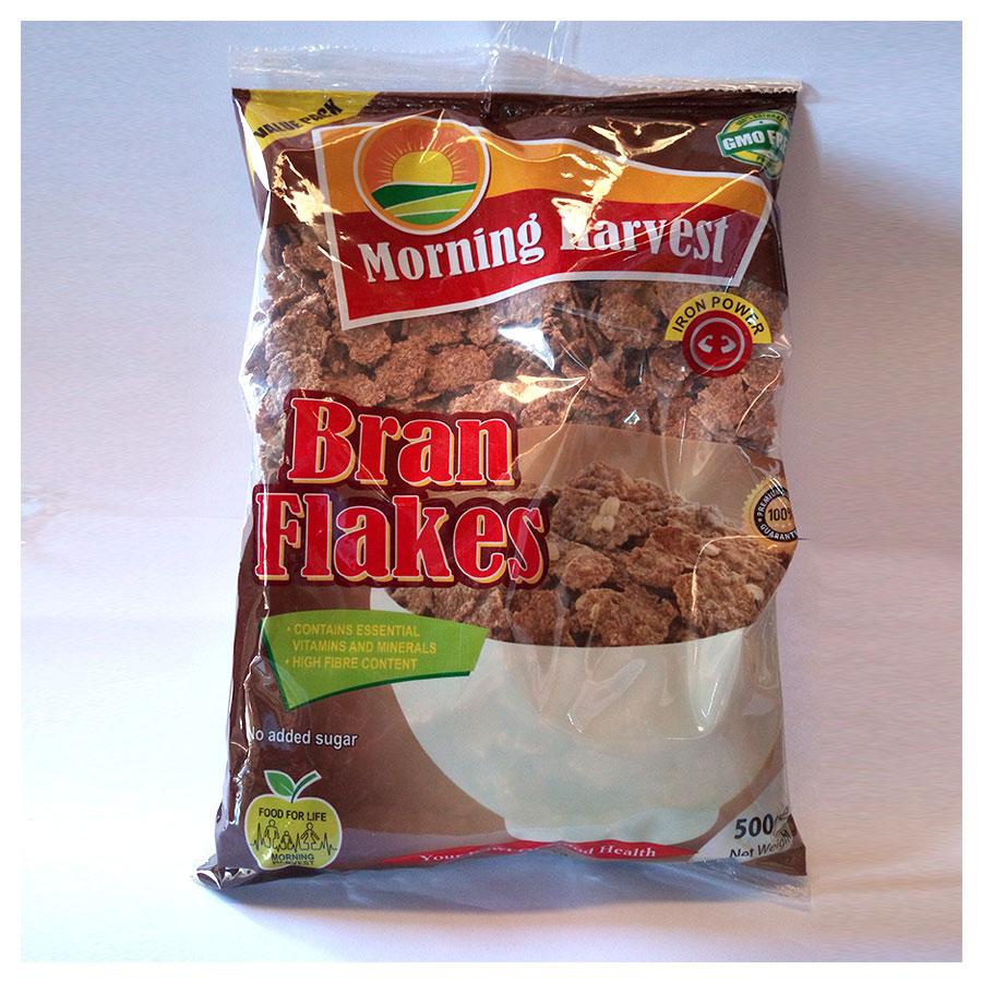 M/Harvest Branflakes 500Gm Vpack