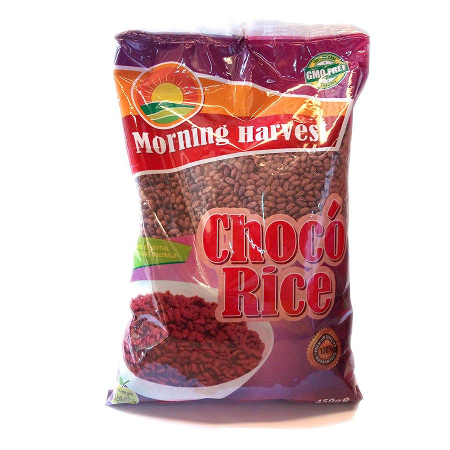 M/Harvest Choco Rice 450Gm Vpack