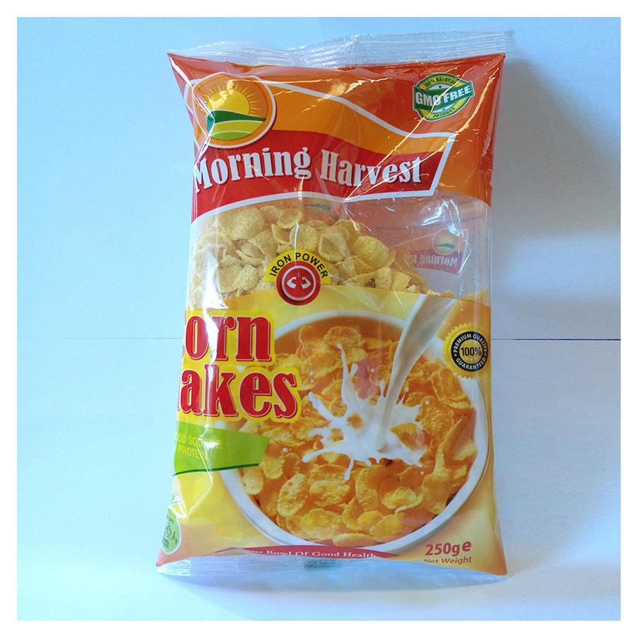M/Harvest Cornflakes 250G (Bag)